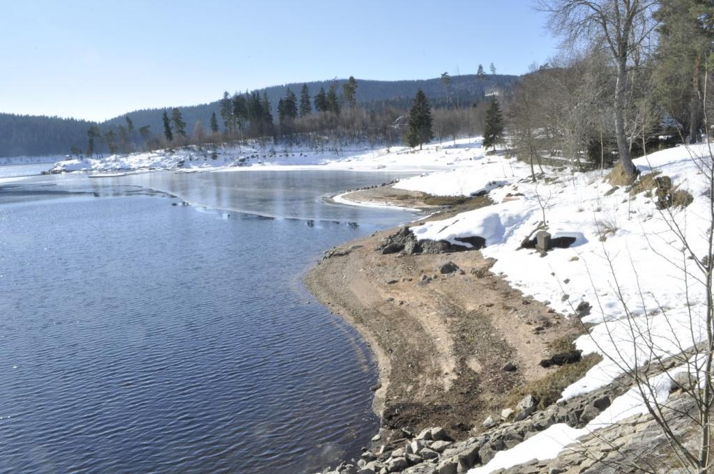 Schluchtsee en hiver, ballade du village Schluchtsee jusque Aha