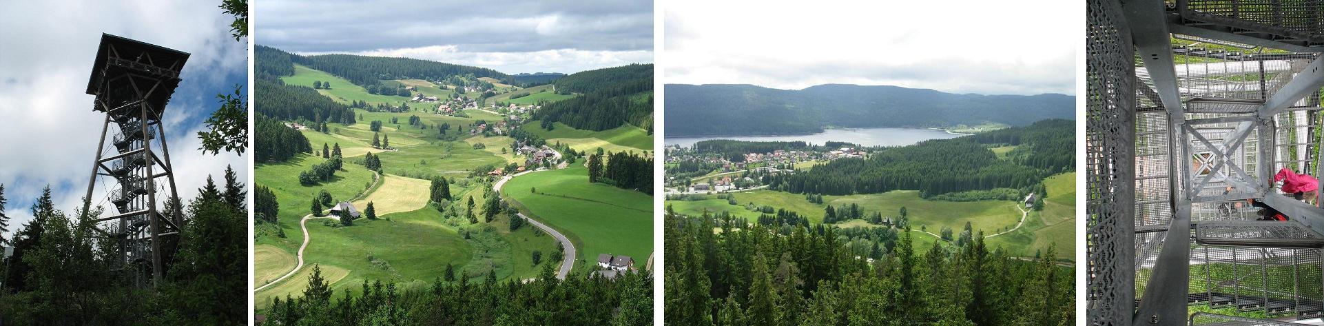 autour du Schlchtsee
